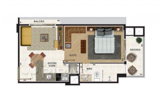 Apartamento residencial à venda, novo mundo, curitiba - ap0329. - Foto 14