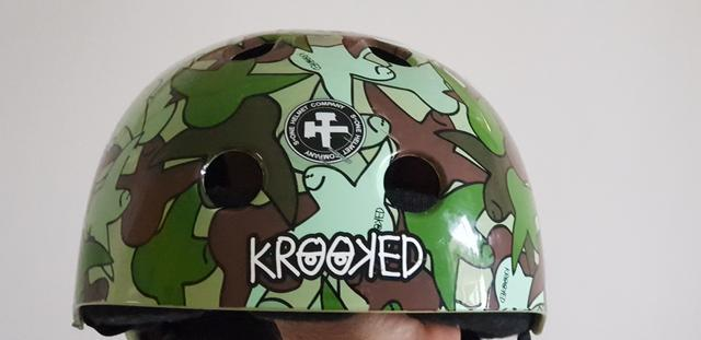 Skate capacete - Foto 3