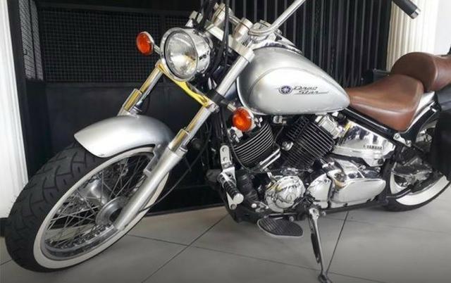 Yamaha Drag stars 650 2004