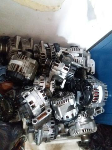 Alternador varios motor de arranque varios !! - Foto 5