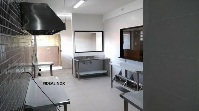 Moveis para cozinha industrial - solicite seu orçamento