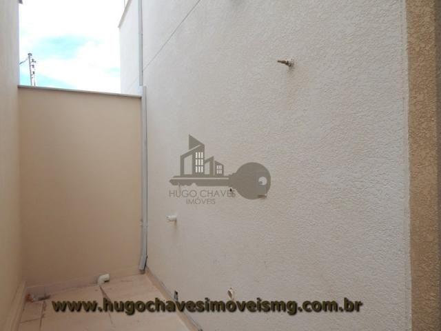 Apartamento à venda com 2 dormitórios em Novo horizonte, Conselheiro lafaiete cod:297 - Foto 11