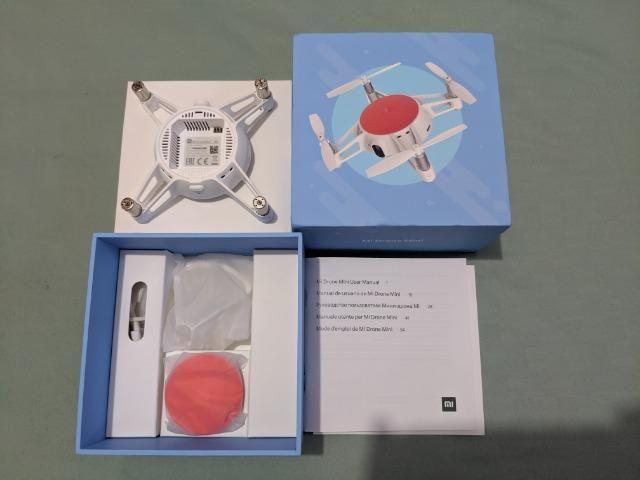 Xiaomi Mitu Mini Drone Com Câmera 720p Hd Wifi Fpv Vs Tello Defeito Wifi - Foto 2