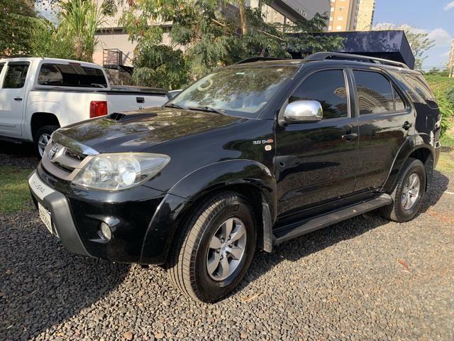 Toyota / Hilux Sw4 Srv 2008 R$ 78.500,00