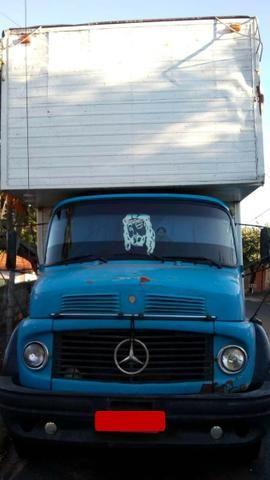 Truck Baú 1113