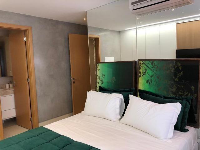 Follow bueno- apartamento - 02 quartos com 01 suíte - pronto para morar no Setor Bueno - Foto 11