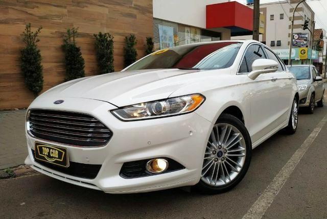 Ford\Fusion 2.0 Titanium 2.0 Turbo GTdi AWD - Top de Linha - Seminovo