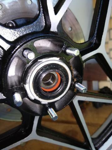 Cbx 450dx 1990 - zero - Foto 5