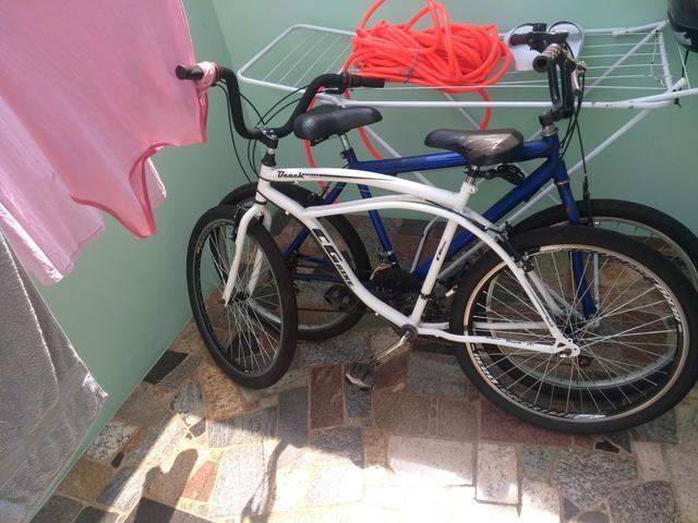 Bicicleta long Beach