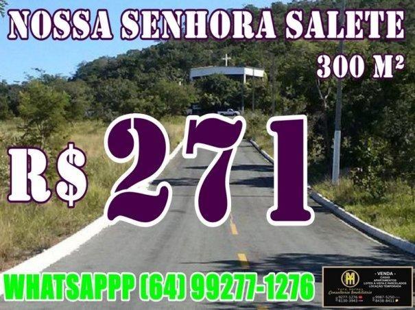 Lotes financiados santuario Salete em Caldas Novas  -  Mansões Recanto da Serra - Foto 5