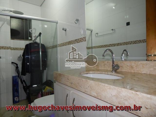 Apartamento à venda com 3 dormitórios em Jardim america, Conselheiro lafaiete cod:242 - Foto 12