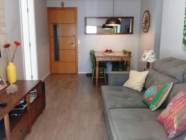 Apartamento com 2 dormitórios à venda, 70 m² por r$ 525.000 - santa rosa - niterói/rj - Foto 4