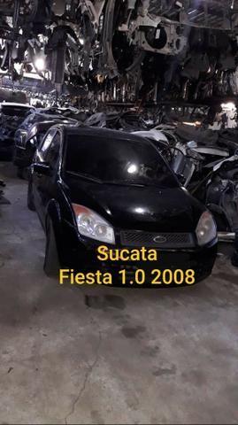 Sucata Fiesta 1.0 2008