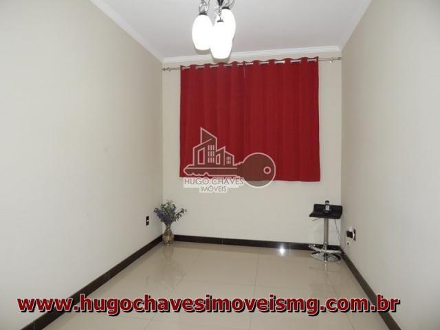 Apartamento à venda com 3 dormitórios em Jardim america, Conselheiro lafaiete cod:242 - Foto 15