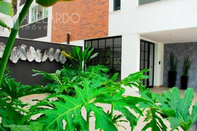 Abelardo imóveis - apartamento novo, com 3 dormitórios sendo 3 suítes, sala de estar e jan