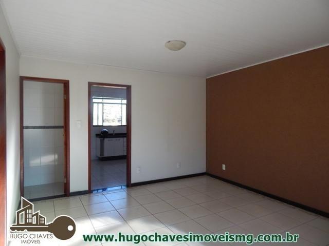 Apartamento à venda com 2 dormitórios em Carijós, Conselheiro lafaiete cod:216