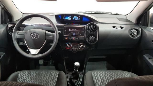 Toyota Etios Sedan X 1.5 Flex - Foto 5