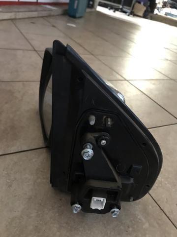 Retrovisor com pisca, original S10 2013 - Foto 2