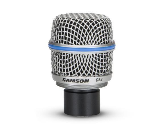 Microfone Samson CS Series c/ 2 Cápsulas (Link Para Compra) - Foto 5