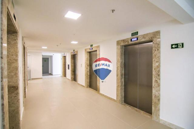 Sala para alugar, 69 m² por R$ 3.400,00/mês - Tirol - Natal/RN - Foto 4