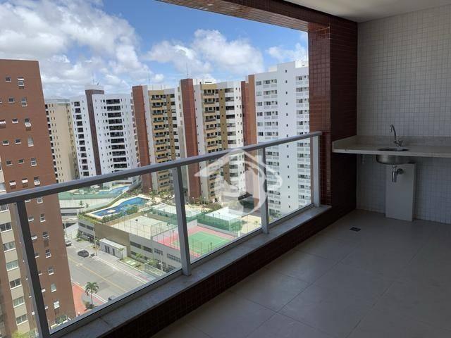 Apartamento com 3 dormitórios à venda, 106 m² por R$ 578.299 - Jardins - Aracaju/SE - Foto 10