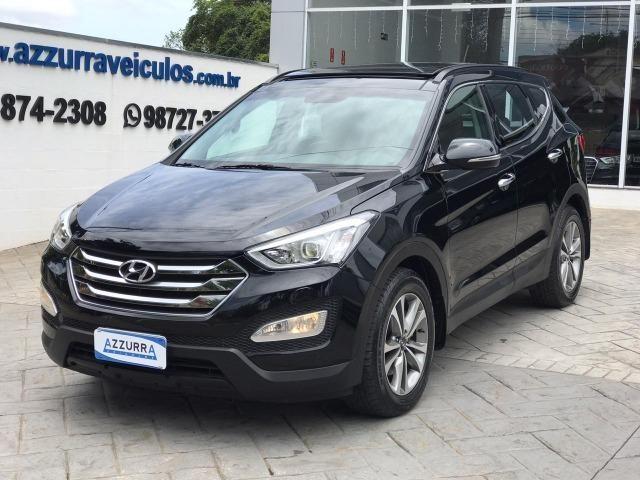 Hyundai santa fé 3.3 mpfi 4x4 7 lugares v6 270cv gasolina 4p automático 2016 - Foto 3