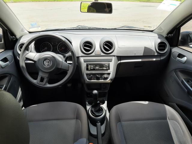 Volkswagen Voyage 1.0 2016 Zero Completo Trend - Foto 9