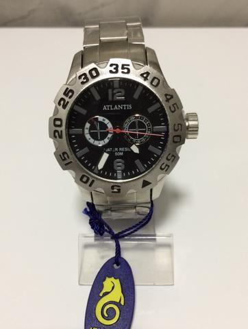 9a2f3dc83ac PROMOÇÃO!! Relógios Atlantis Masculinos - Bijouterias