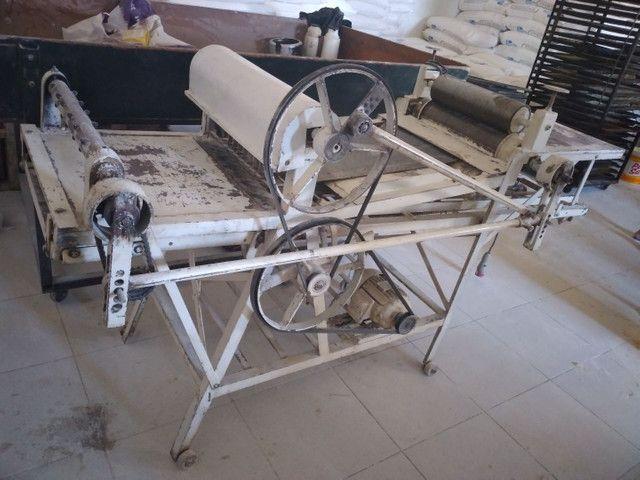 Maquina de cortar bolacha usada - Foto 2