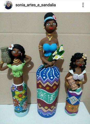 Africanas de biscuit  - Foto 6