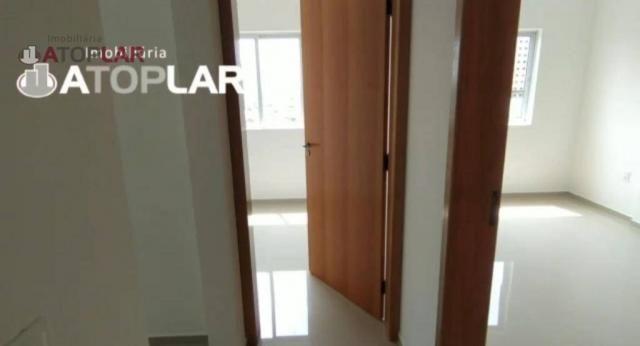 Apartamento com 3 dormitórios para alugar, 70 m² por R$ 2.200/mês - Perequê - Porto Belo/S - Foto 3