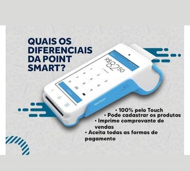 Maquininha point smart - Foto 2