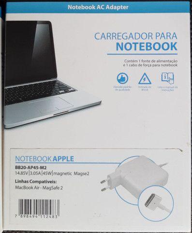 Fonte Notebook Apple Mackook - Foto 2