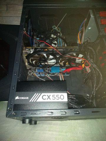 Vendo cpu gamer completa - Foto 3