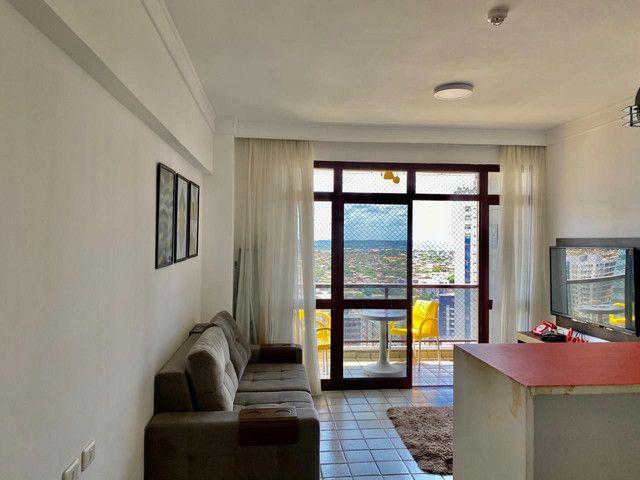 Alugo flat excelente 40 mts mobiliado - Foto 6