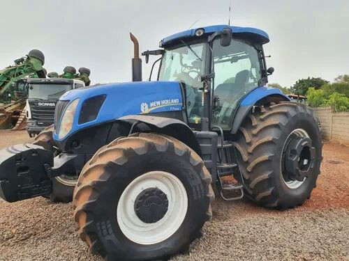 Trator New Holland T7 245 - Foto 2
