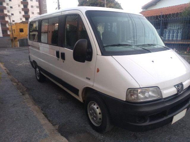 Peugeot Boxer 2.3 Minibus 15/16L TB Diesel - Foto 5