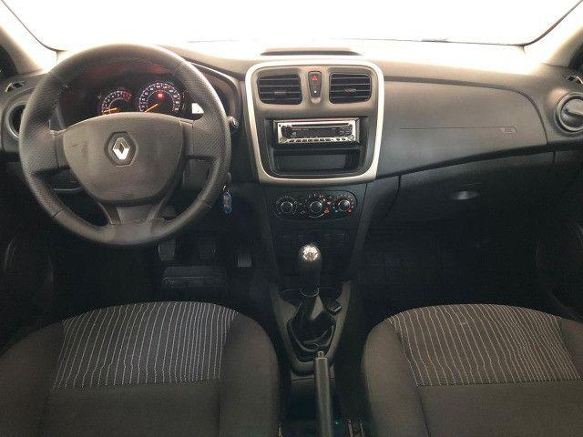 Renault Sandero Authentique HIi-Power 1.0 16V (Flex) - Foto 7