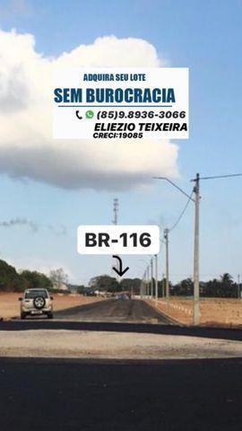 Loteamento à 10 minutos de Fortaleza com infraestrutura completo! - Foto 11