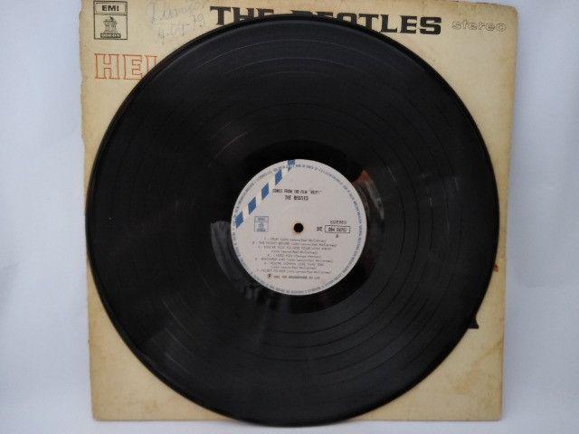 Disco de vinil ;usado ; The Beatles Help - Foto 2