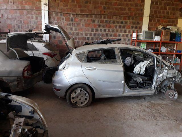 Vendo loja de peças usadas de carro ferro velho  - Foto 2