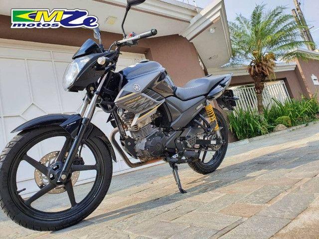 Yamaha Ys 150 Fazer Sed 2018 Preta com 39.000 km - Foto 10