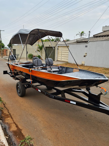 Reboques para canoa - Foto 2