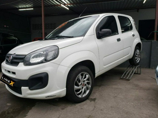 Fiat Uno Drive 1.0 Firefly (Flex) - Foto 2