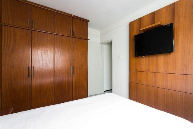 Apartamento 12 A, com sl e quarto, completo com WI-FI - mobiliado - - Foto 7