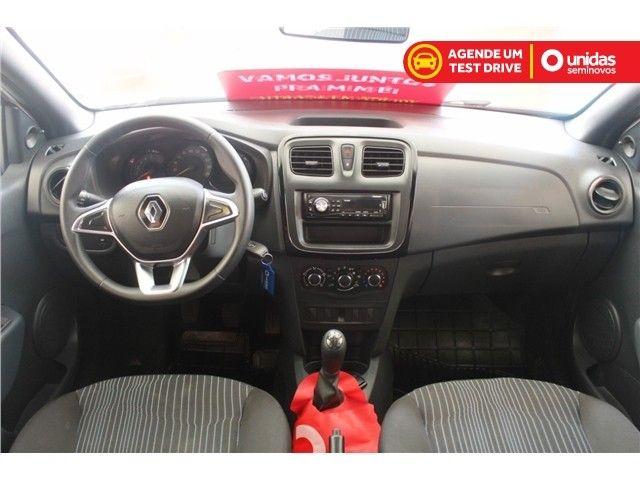 Renault Sandero 2021 1.0 12v sce flex life manual - Foto 7