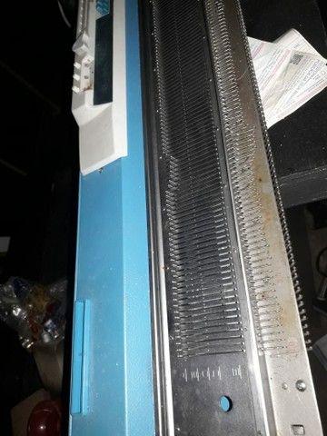 Máquina de tricô usada - Foto 2
