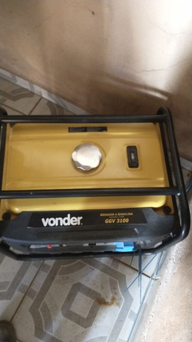 Vendo gerador vonder  - Foto 4