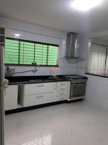 Sobrado à venda, 4 quartos, 2 suítes, 2 vagas, Mazzei - Santo André/SP - Foto 4