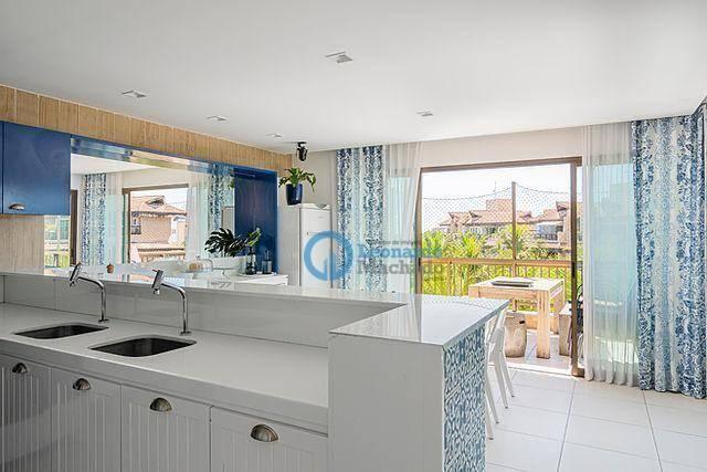Apartamento com 4 dormitórios à venda, 176 m² por R$ 999.000 - Porto das Dunas - Aquiraz/C - Foto 11